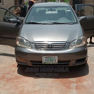 Toyota Corolla 2004 1.4 D Automatic Gray   Cars for sale in Oyo State, Ibadan