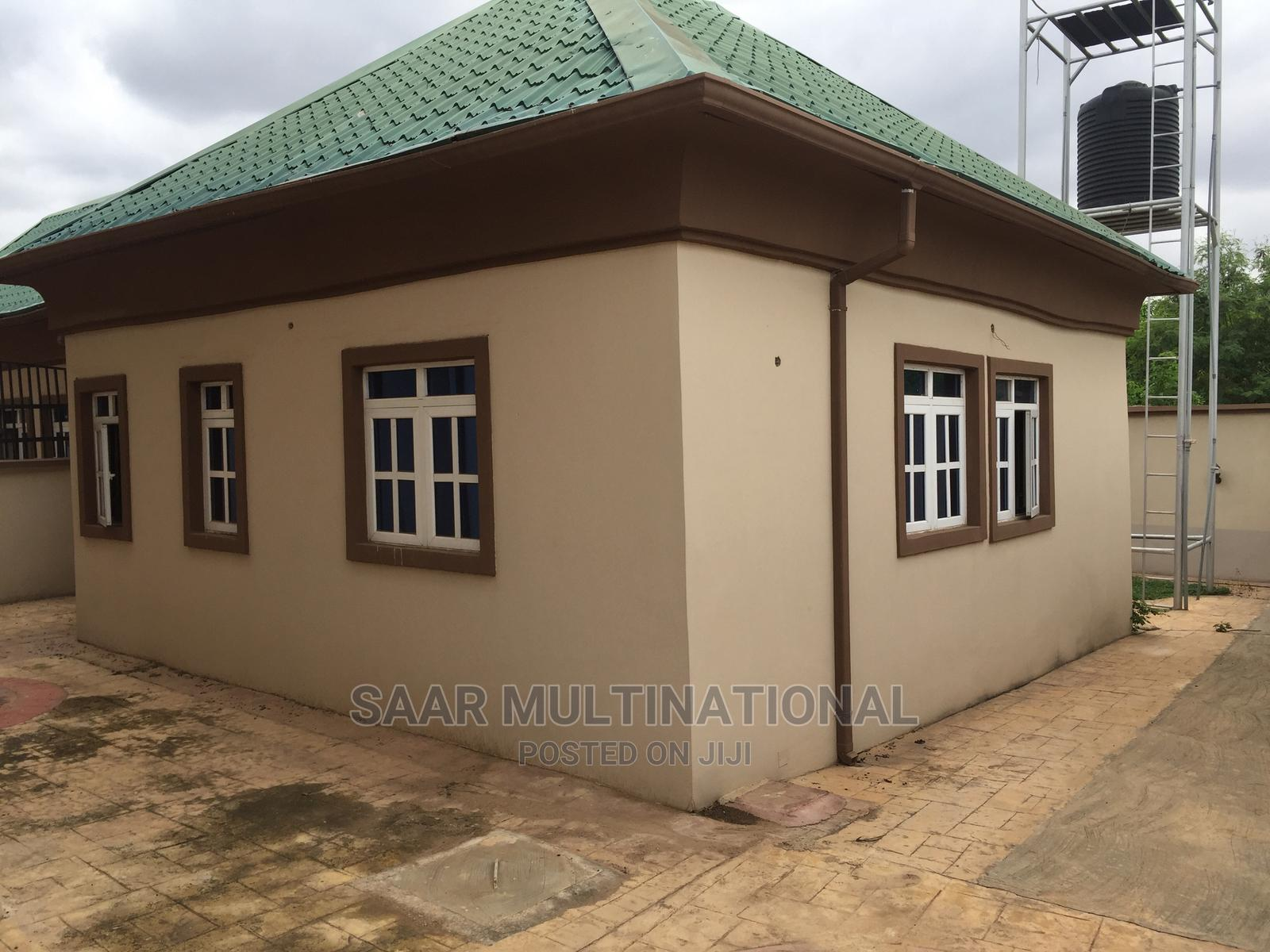 Archive: Newly Built 4 Bedrooms Duplex With Bungalow At Akala Estate