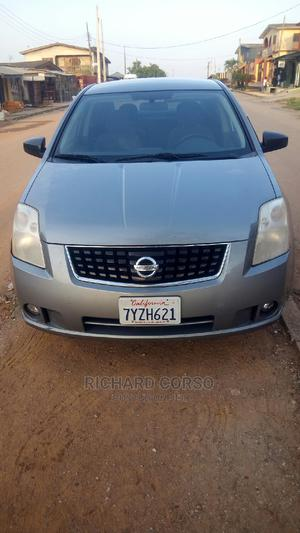Nissan Sentra 2008 2.0 S Silver   Cars for sale in Lagos State, Alimosho
