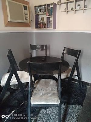 4 Seater Dinning Table Set | Furniture for sale in Abuja (FCT) State, Dutse-Alhaji