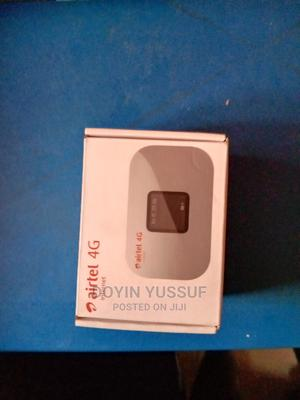 Airtel Portable 4g Router | Networking Products for sale in Kwara State, Ilorin South