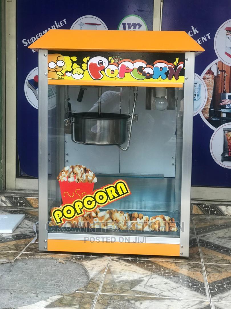 Archive: Table Top Popcorn Machine