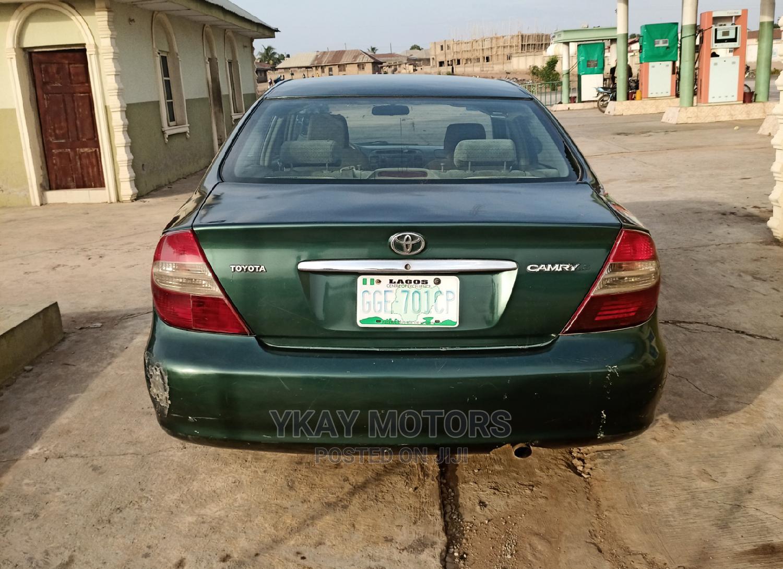 Toyota Camry 2004 Green | Cars for sale in Ibadan, Oyo State, Nigeria