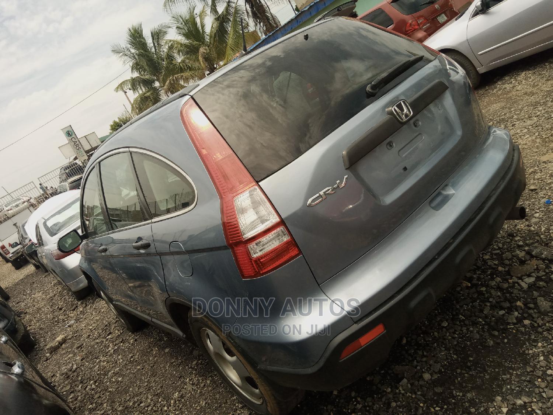 Honda CR-V 2007 Blue | Cars for sale in Ojodu, Lagos State, Nigeria