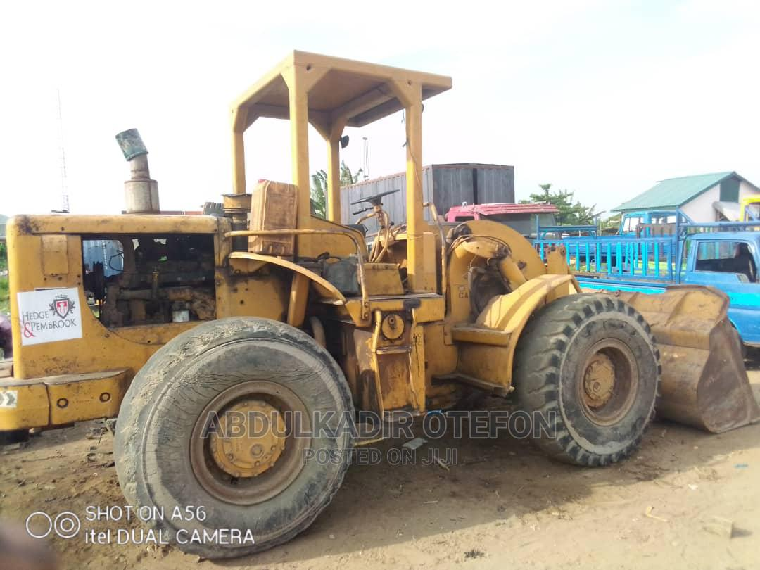 Archive: Caterpilar 950C Payloader
