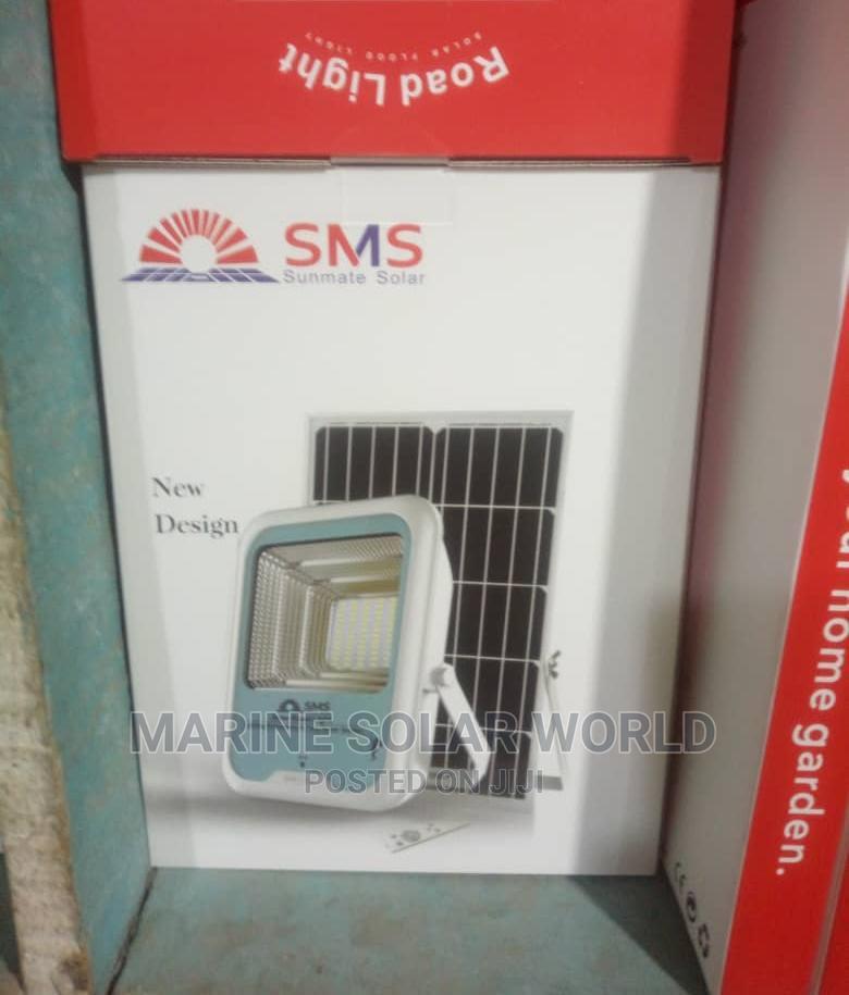 150w Sms Solar Street Light
