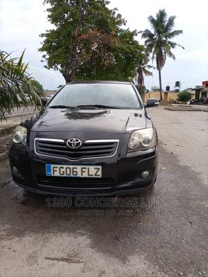 Toyota Avensis 2006 Black | Cars for sale in Lagos State, Amuwo-Odofin