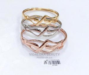 3 Set Non Ternish Bangle   Jewelry for sale in Lagos State, Ikeja