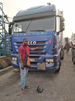 Iveco Trailer With 40ft Cargo Container   Trucks & Trailers for sale in Lagos State, Epe