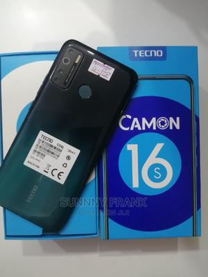 Tecno Camon 16S 128 GB Green   Mobile Phones for sale in Abuja (FCT) State, Wuse 2