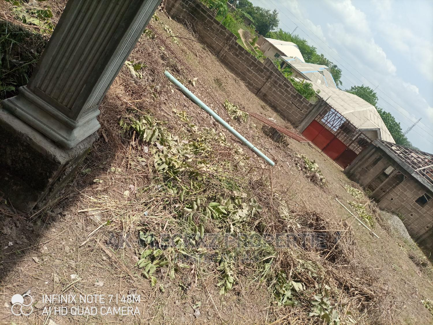 Archive: Two Plots of Land for Sale at D Back of Paramount FM Abk