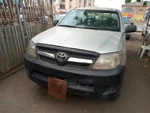 Toyota Hilux 2008 2.7 VVTi 4x4 SRX White | Cars for sale in Lagos State, Abule Egba