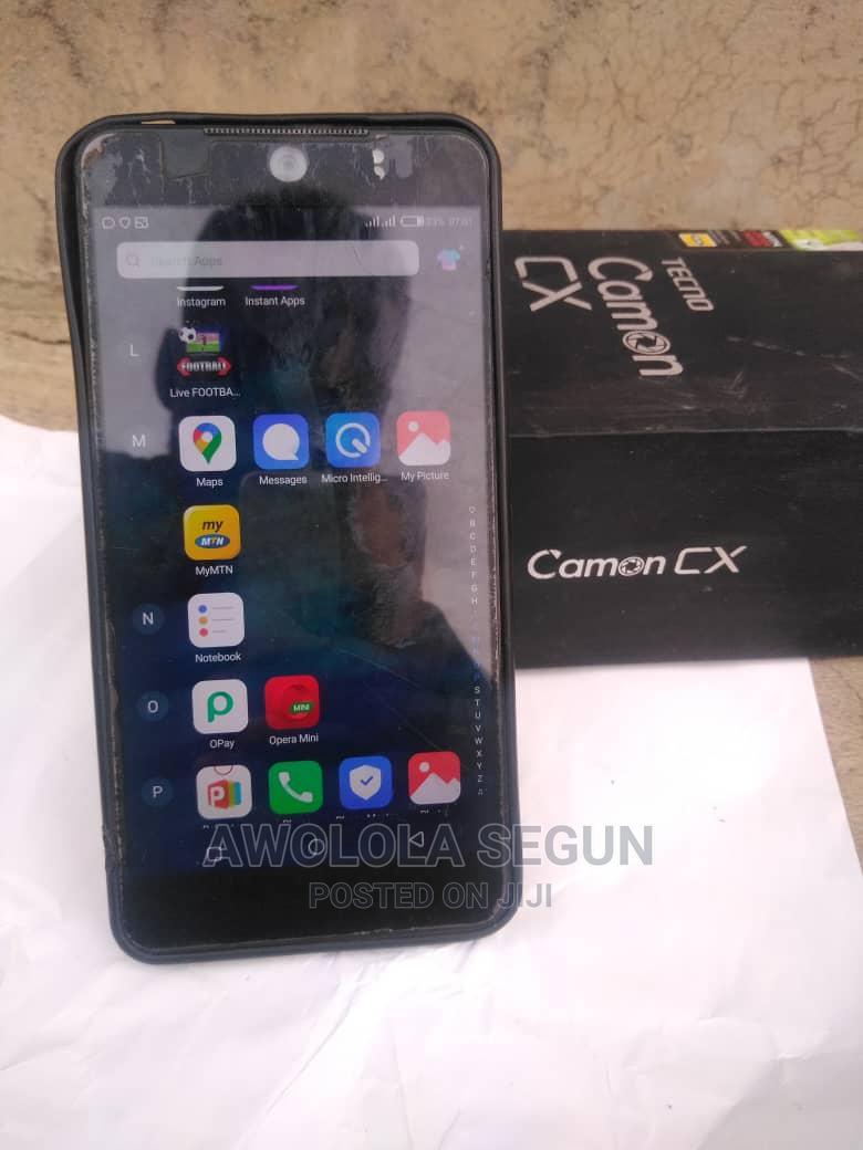 Archive: Tecno Camon CX 16 GB Blue