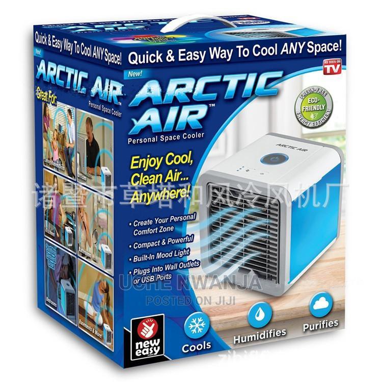 Archive: Artic Air Cooler