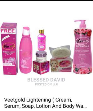 Veet Gold Beauty Sets | Skin Care for sale in Lagos State, Amuwo-Odofin