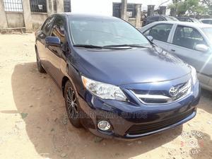 Toyota Corolla 2012 Blue   Cars for sale in Abuja (FCT) State, Kubwa