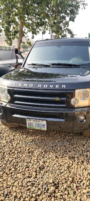 Land Rover LR3 2007 V6 SE Black   Cars for sale in Abuja (FCT) State, Gwarinpa