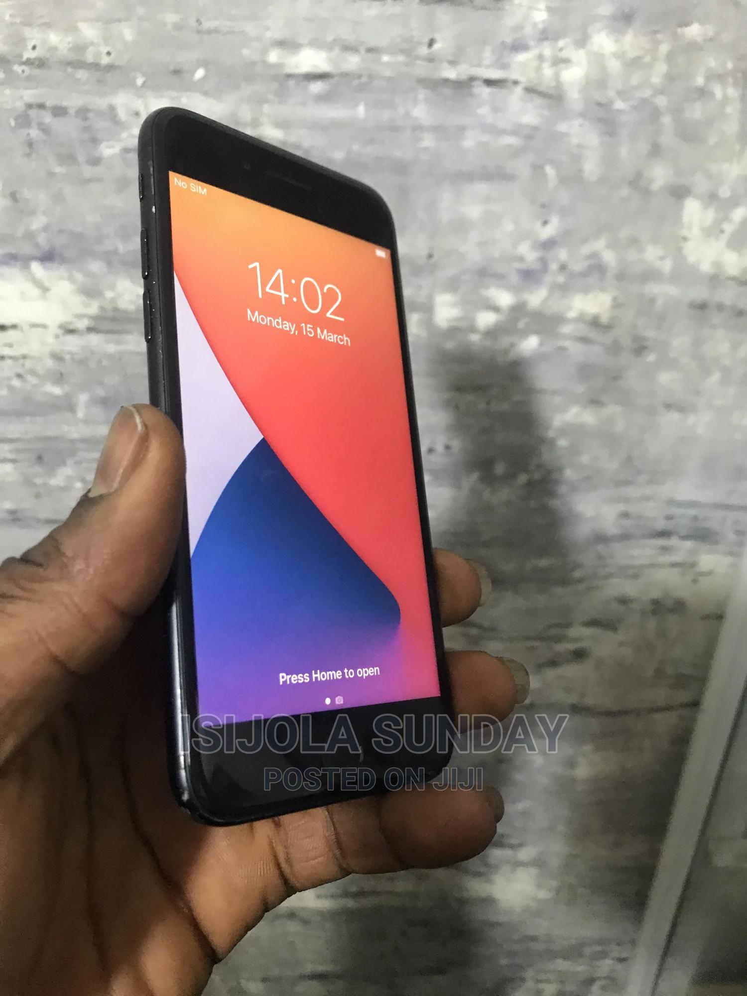 Apple iPhone 7 32 GB Black | Mobile Phones for sale in Ikeja, Lagos State, Nigeria