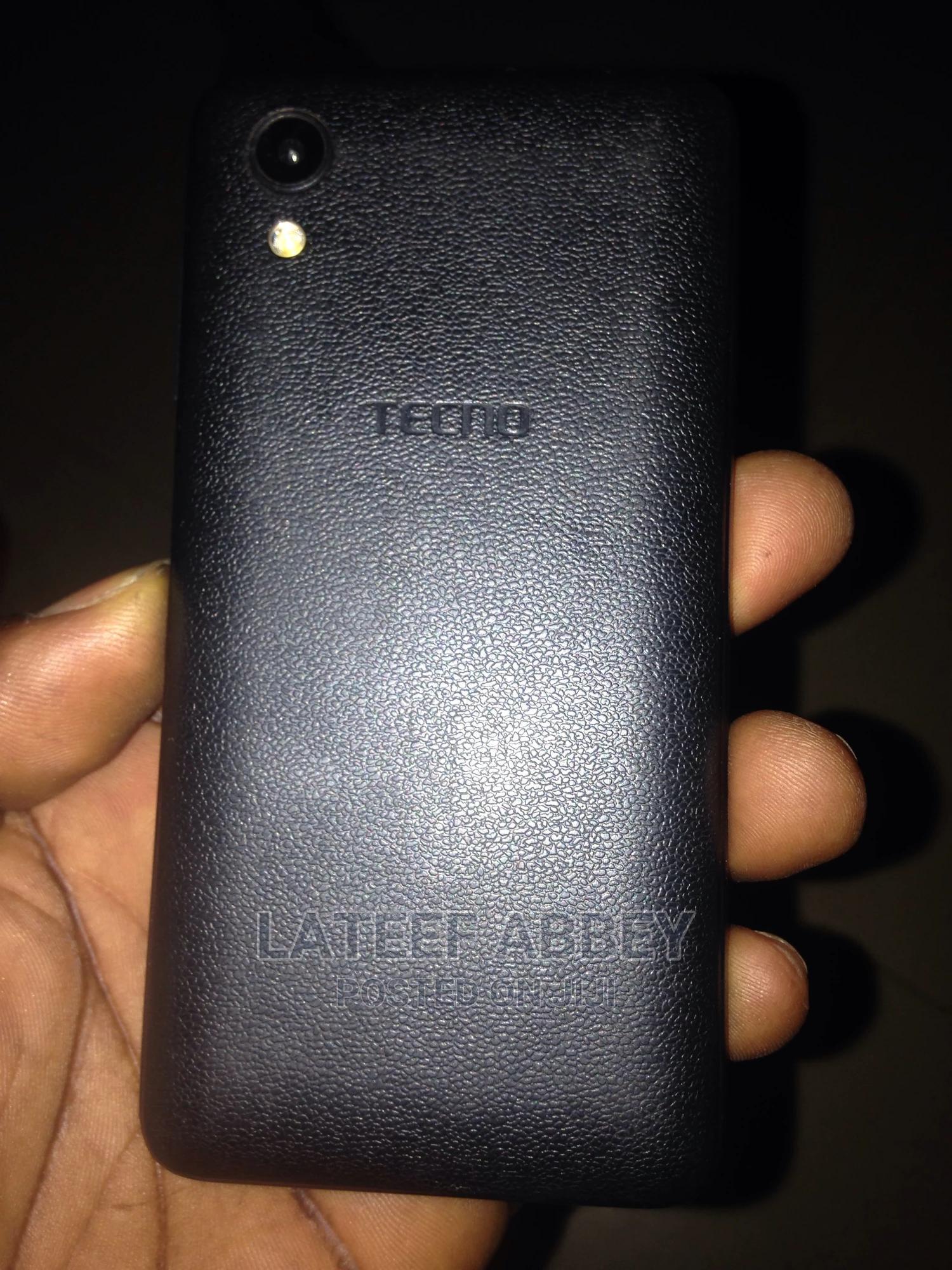 Archive: Tecno W1 8 GB Black