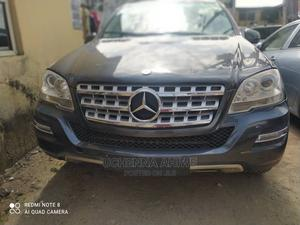Mercedes-Benz M Class 2011 ML 350 4Matic Gray | Cars for sale in Lagos State, Surulere