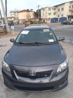 Toyota Corolla 2010 Gray | Cars for sale in Lagos State, Ilupeju