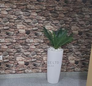 Decorative Vases With Artificial Palms | Home Accessories for sale in Abuja (FCT) State, Mabushi
