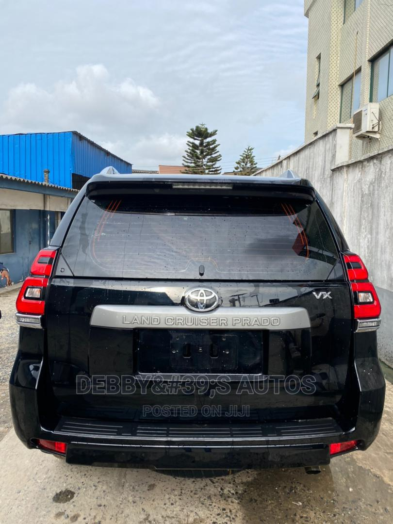 Toyota Land Cruiser Prado 2018 VXR Black | Cars for sale in Surulere, Lagos State, Nigeria