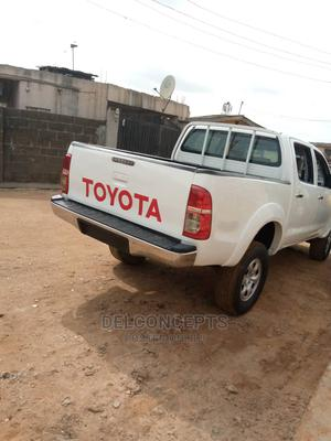 Toyota Hilux 2010 White | Cars for sale in Lagos State, Isolo
