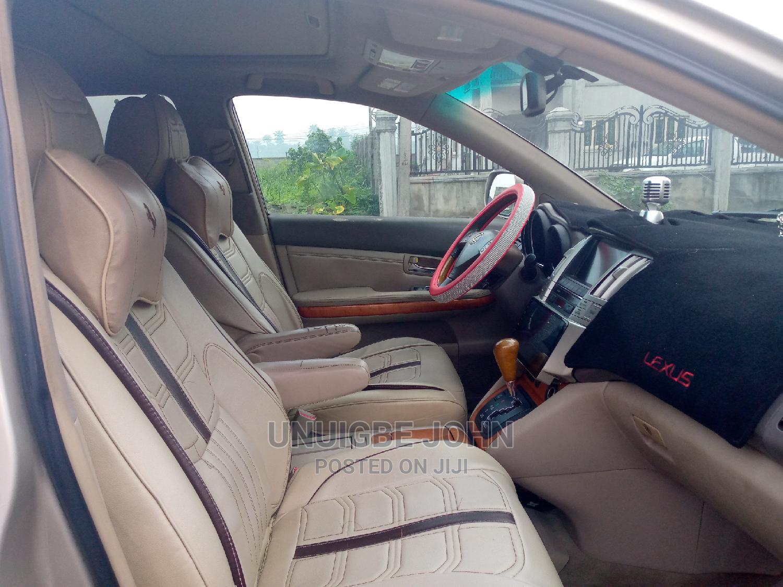 Archive: Lexus RX 2008 Gold