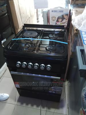 BRUHM 60 60 Gas and Oven   Kitchen Appliances for sale in Lagos State, Amuwo-Odofin