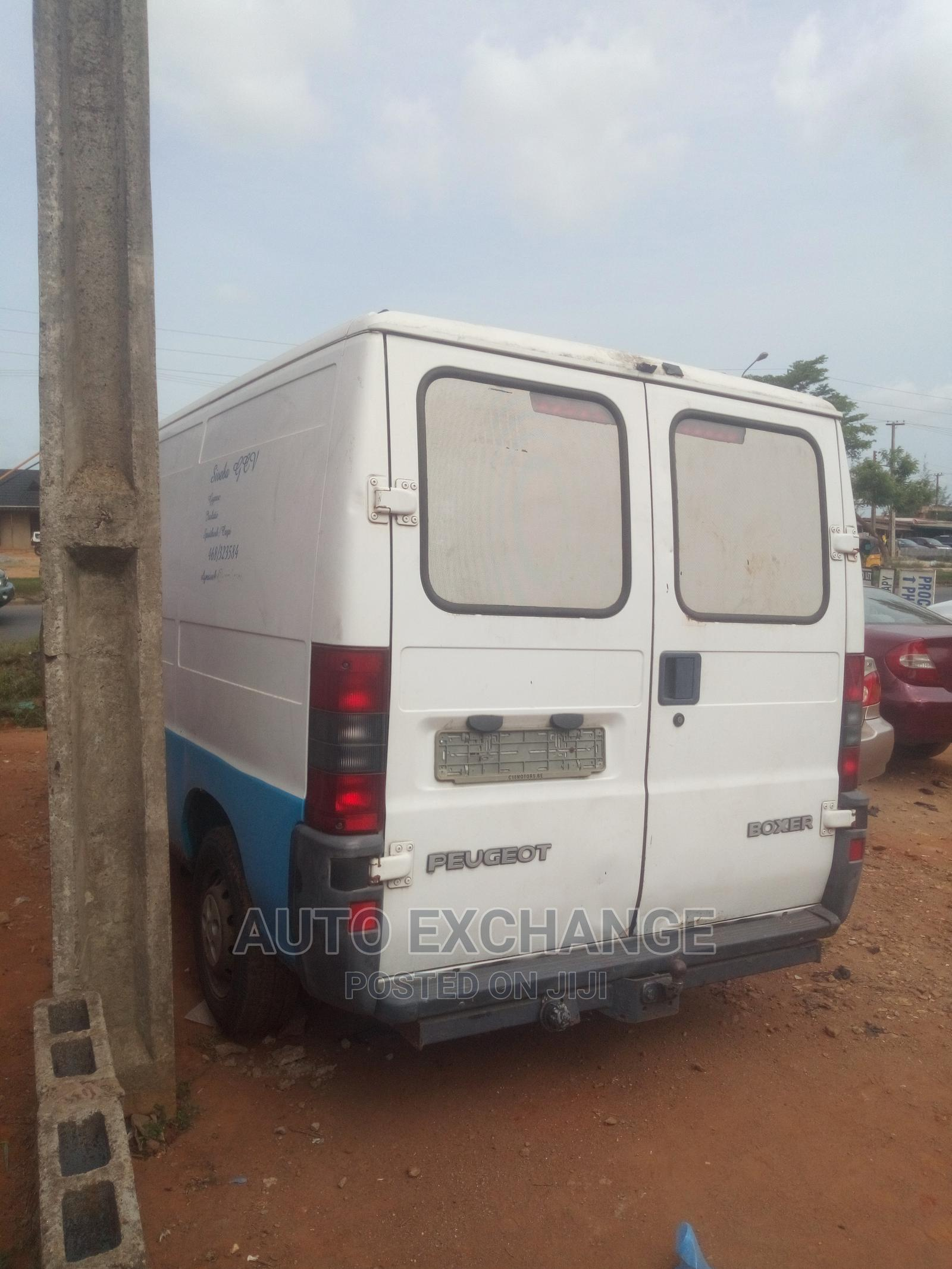 Peugeot Boxer Bus | Buses & Microbuses for sale in Alimosho, Lagos State, Nigeria