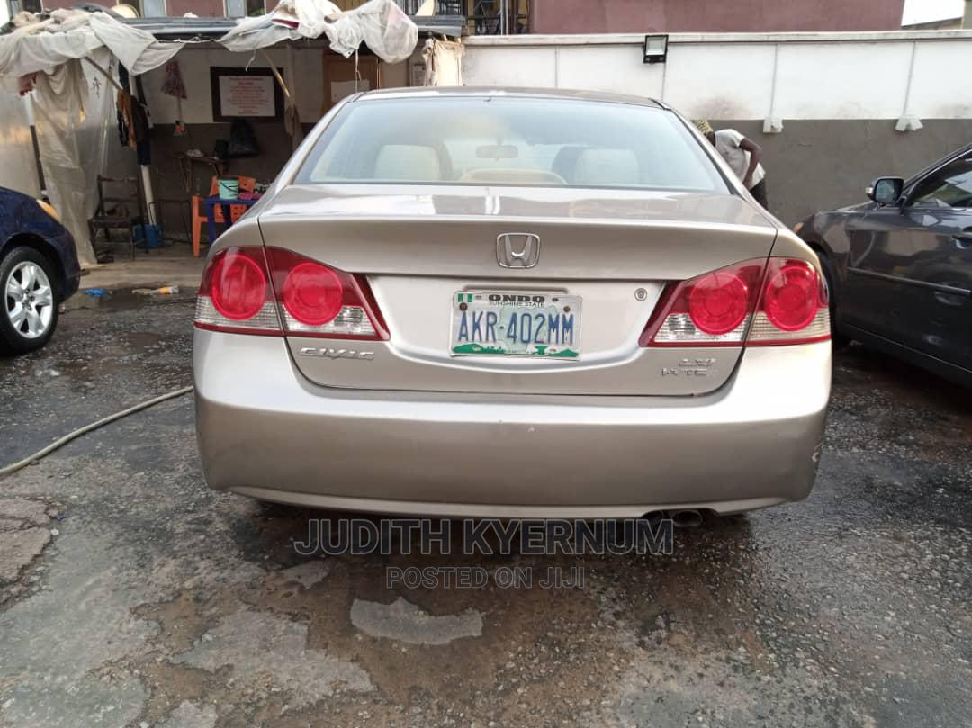 Honda Civic 2008 1.4 Gold | Cars for sale in Surulere, Lagos State, Nigeria