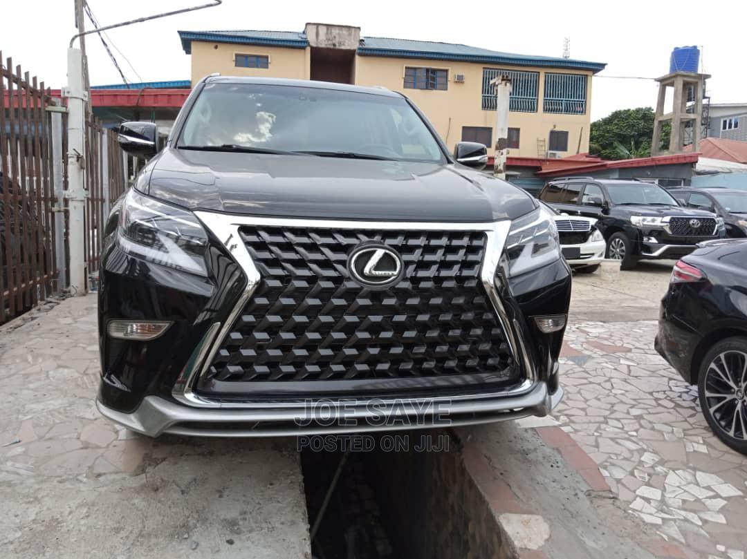 Lexus GX 2019 Black