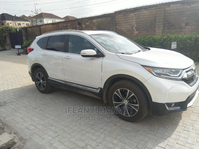 Honda CR-V 2018 White