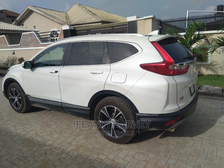 Honda CR-V 2018 White   Cars for sale in Maryland, Lagos State, Nigeria