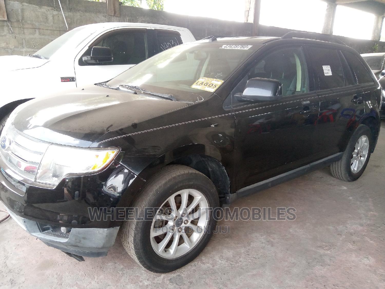 Ford Edge 2009 Black | Cars for sale in Amuwo-Odofin, Lagos State, Nigeria