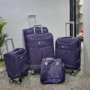4 in 1 Trolley With a Hand Bag for Sale | Bags for sale in Lagos State, Ikeja