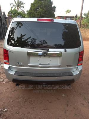 Honda Pilot 2009 Silver | Cars for sale in Lagos State, Apapa