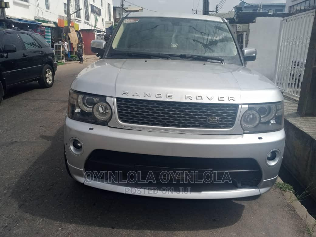 Archive: Land Rover Range Rover Sport 2008 Silver