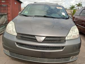 Toyota Sienna 2005 XLE Gray | Cars for sale in Lagos State, Apapa