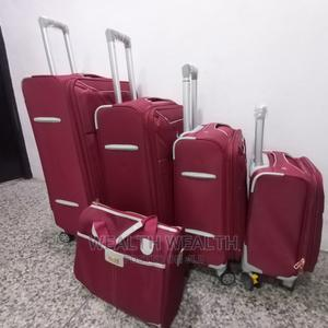 Beautiful Trolley Boxes for Sale, 4 in 1 With Handbag | Bags for sale in Lagos State, Ikeja