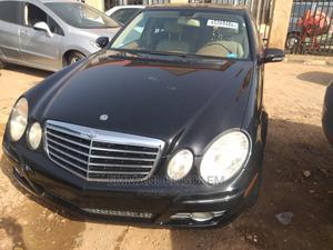 Mercedes-Benz E350 2008 Black | Cars for sale in Abuja (FCT) State, Nyanya