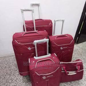 4wheel Trolley, 4 in 1 With a Hand Bag | Bags for sale in Lagos State, Ikeja