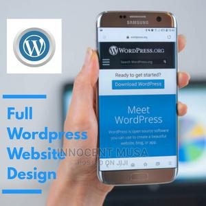 Full Wordpress Website Design | Computer & IT Services for sale in Lagos State, Ikeja