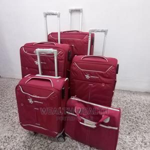 Trolley Luggages Available for Sale ( 4in1 With Hand Bag ) | Bags for sale in Lagos State, Ikeja