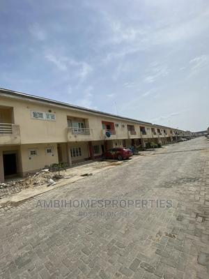 A Spacious 3bedroom Terrace Duplex With Bq Fully Serviced   Houses & Apartments For Rent for sale in Lagos State, Ajah