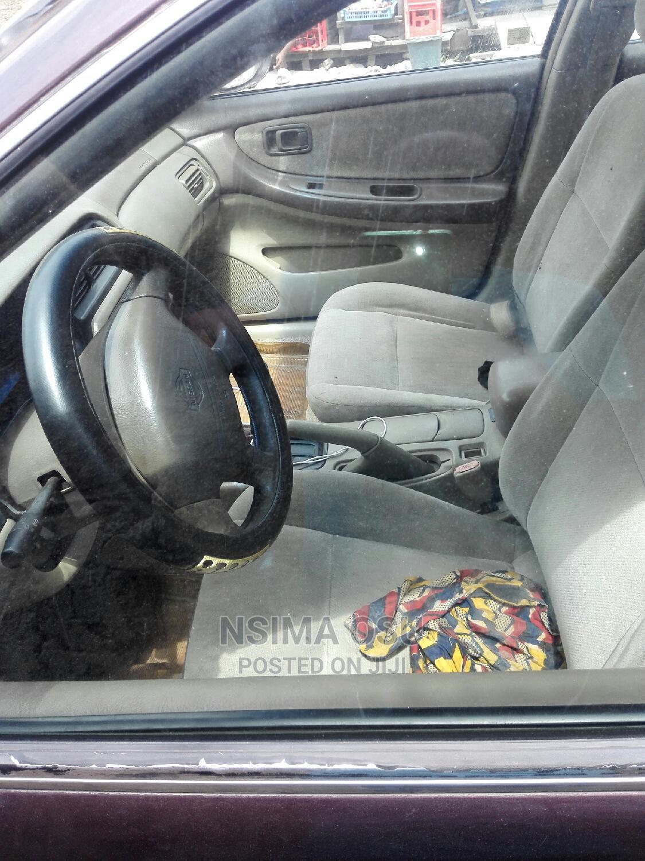 Archive: Nissan Altima 2010 Purple