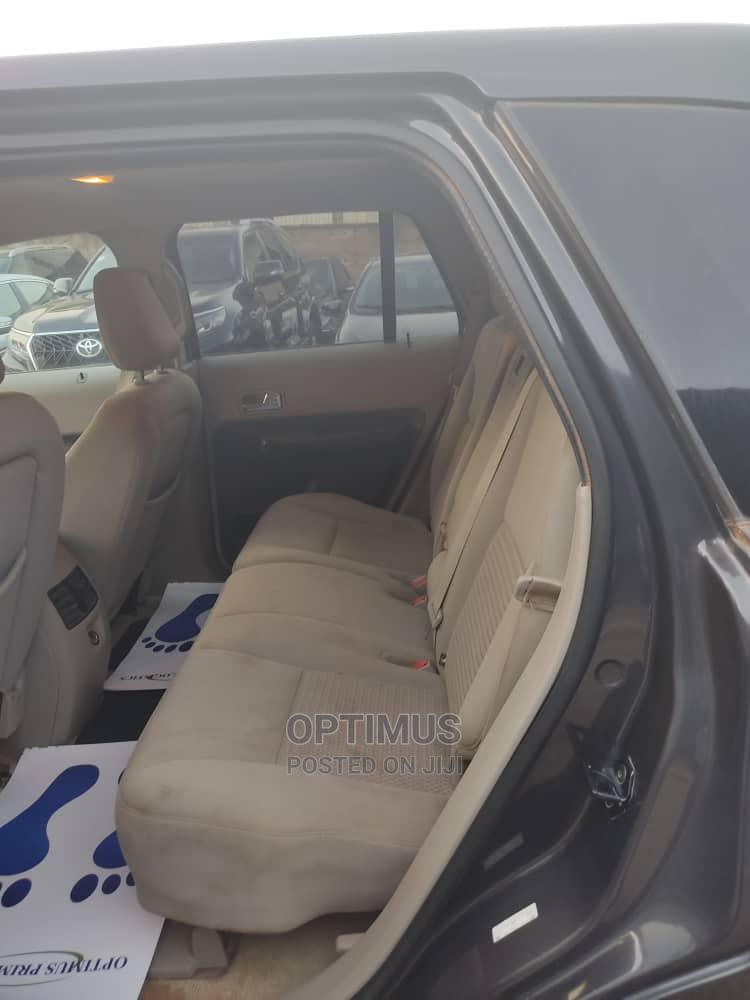 Ford Edge 2008 SE 4dr FWD (3.5L 6cyl 6A) Gray | Cars for sale in Garki 2, Abuja (FCT) State, Nigeria