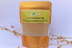 Gelatinized Red Maca Powder | Vitamins & Supplements for sale in Abuja (FCT) State, Garki 2