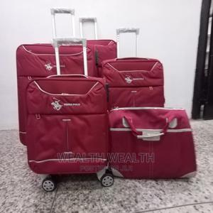 Swiss Polo Trolley For Sale ( 4 In 1 Set With A Hand Bag ) | Bags for sale in Lagos State, Ikeja